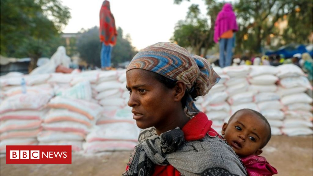 Ethiopia Tigray conflict: Famine hits 400,000, UN warns